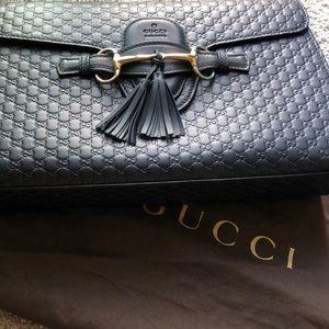 Blue Original Gucci purse